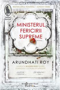 """Ministerul fericirii supreme"" de Arundhati Roy"