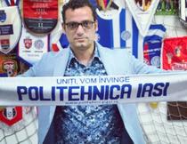 Mihai Teja, antrenor la Poli Iasi