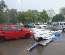 Furtuna in Focsani