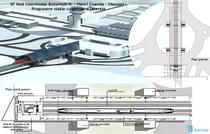 Statie CFR la aeroportul Otopeni