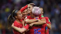 Nationala feminina a SUA, scor record la CM