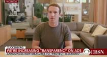 Deep fake cu Mark Zuckerberg