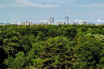 Bucuresti si Parcul Herastrau