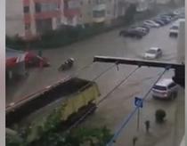 inundatii Curtea de Arges