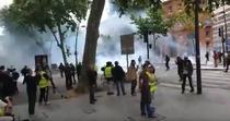 Veste galbene, dispersate la Toulouse