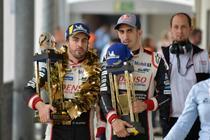 Castigatorii cursei de 24 de ore de la Le Mans