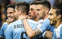 Uruguay, victorie cu Ecuador