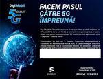DIGI si Ericsson testeaza 5G in Bucuresti