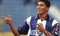 Mario Jardel, pe vremea cand juca la FC Porto