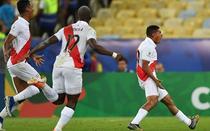 Peru, victorie cu Venezuela