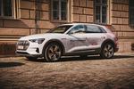 Audi e-tron la #ElectricRomania