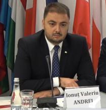 Ionut Valeriu Andrei, secretar de stat MCSI - captura video de pe pagina de Facebook a cursdeguvernare.ro
