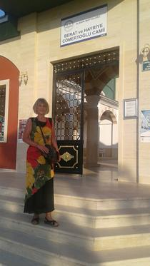 La moscheea din Alanya