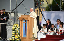 Papa Francisc, discurs la Iasi
