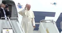 Papa Francisc, salut de ramas bun