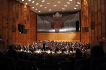 Orchestra Nationala Radio: foto Virgil Oprina