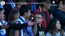 Depor vs Mallorca