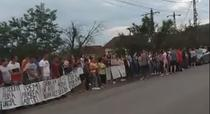 protest Baia Mare