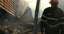 incendiu pensiune Tulcea