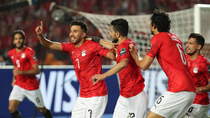 Egipt, victorie cu Zimbabwe in Cupa Africii