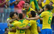 Brazilia s-a distrat cu Peru (5-0)
