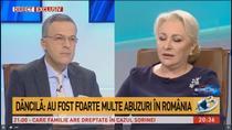Viorica Dăncilă la Antena 3
