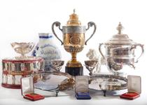 Trofeele lui Boris Becker, scoase la licitatie