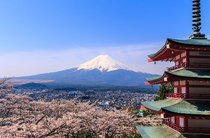 Muntele Fuji, simbolul național