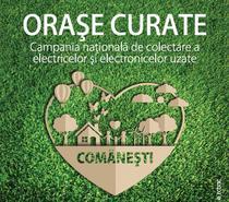 """""""Orașe Curate"""" la Comănești"""