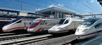 Trenuri spaniole AVE
