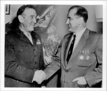 John R. Lanigan si Joseph R. McCarthy