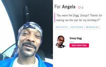 Snoop Dogg pe Cameo
