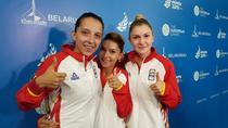 Echipa feminină de tenis de masă a României