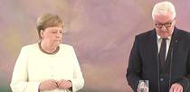 Merkel tremurand a doua oara