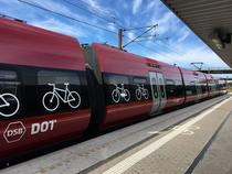 Tren din Danemarca