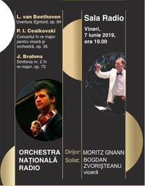Concertul pentru vioară şi orchestră de Ceaikovski