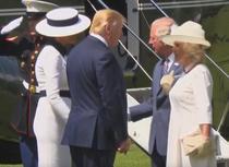 Trump si printul Charles