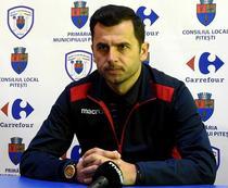 Nicolae Dica, antrenor la FC Arges