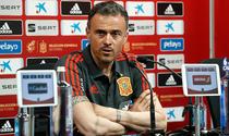 Luis Enrique, selectionerul Spaniei