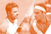 Stan Wawrinka vs Roger Federer