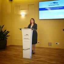 Mirela Calugareanu, presedinte ANAF