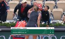 Moment Roland Garros