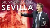 Julen Lopetegui, noul antrenor al echipei FC Sevilla