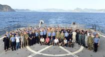 Exercitiu in Marea Mediterana