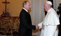 Papa, Putin