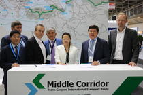 Grupul Feroviar Român și NMSC Kazmortransflot LLP semnează un Memorandum de Colaborare