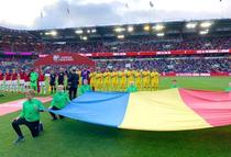 Echipa nationala de fotbal a Romaniei in Norvegia