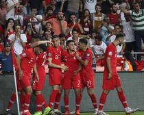 Turcia, prima victorie din istorie cu Franta