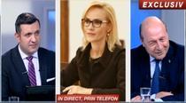 Basescu vs Firea