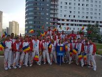 Delegatia Romaniei la Jocurile Europene